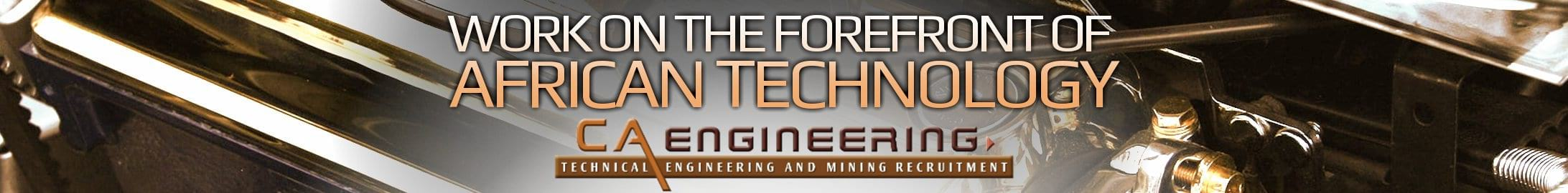 Engineering Jobs in Africa