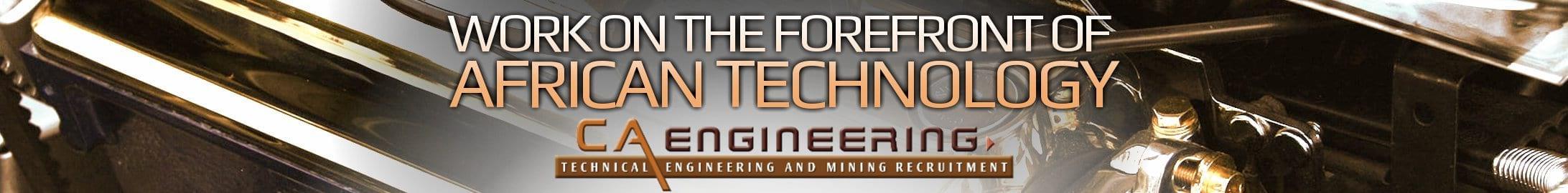Engineering Jobs in Africa