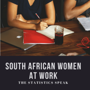 South African women at work