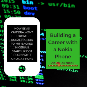 Coding with a Nokia phone